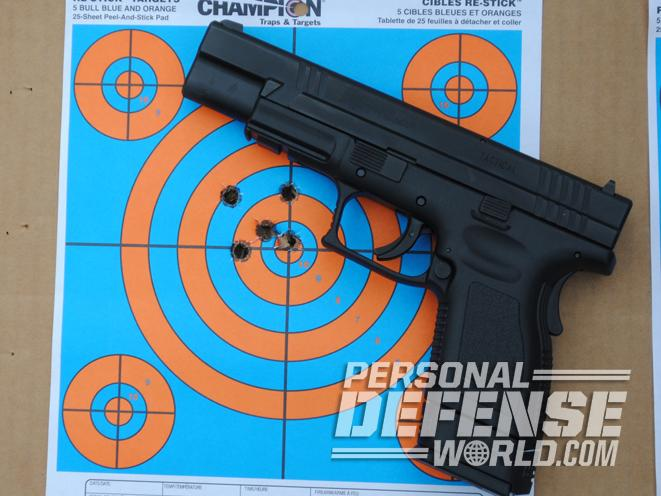 springfield, XD 5-Inch Compact, springfield XD 5-Inch Compact, springfield armory XD 5-Inch Compact, xd 5-inch, springfield xd, XD 5-inch compact target
