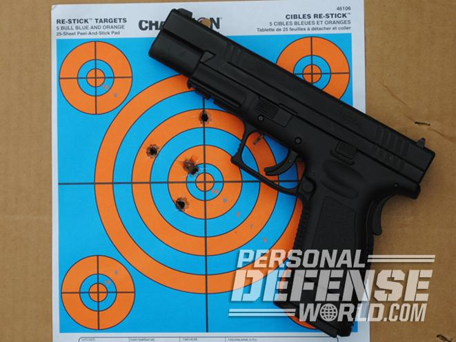 springfield, XD 5-Inch Compact, springfield XD 5-Inch Compact, springfield armory XD 5-Inch Compact, xd 5-inch, springfield xd, XD 5-inch compact targets