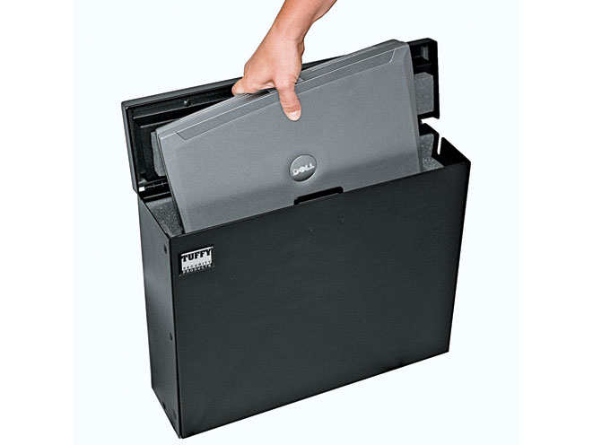 Tuffy Security Products Laptop Security Computer Lockbox, tuffy security products