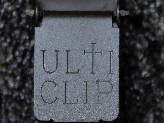 Ulticlip, Ulticlip concealment, Ulticlip concealed carry, ulticlip holster, ulticlip holsters