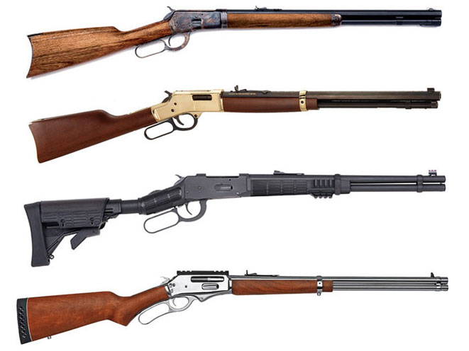 10 Ultra-Reliable Lever And Pump-Action Rifles
