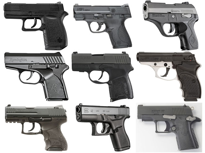 21 of the best pocket pistols currently available