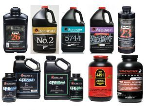reloading powder, reloading powders, gun powder, gun powders