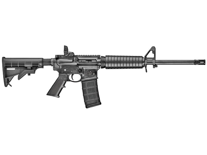 ar, ar15, ar 15, ar-15, home defense ar, home defense ar-15, Smith & Wesson M&P15 Sport