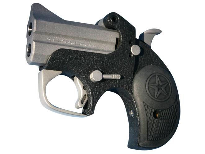 bond, Bond Arms, bond arms derringer, bond arms derringers, bond arms CA backup