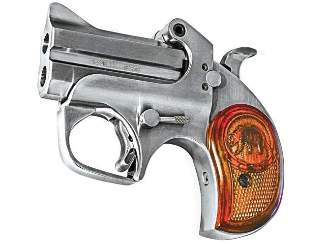 bond, Bond Arms, bond arms derringer, bond arms derringers, bond arms California defender