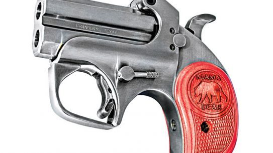 bond, Bond Arms, bond arms derringer, bond arms derringers, bond arms CA mama bear