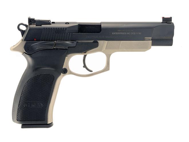 new pistol, pistol, new handgun, new handguns, handgun, handguns, pistol, pistols, concealed carry handgun, concealed carry handguns, concealed carry gun, Bersa Thunder 9 Pro XT