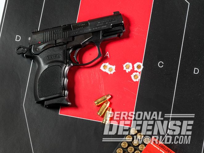 Gun Review: The Bersa Thunder Pro Ultra Compact in 9mm