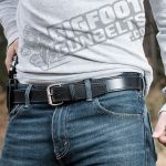 Bigfoot Gun Belts, Bigfoot Gun Belts Premium Leather Belt, gun belt, gun belts