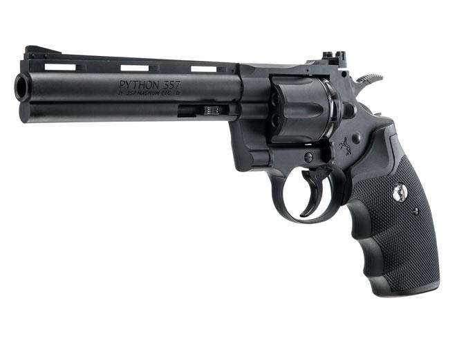 airgun, airgun range, airguns, airgun training, Umarex Colt Python