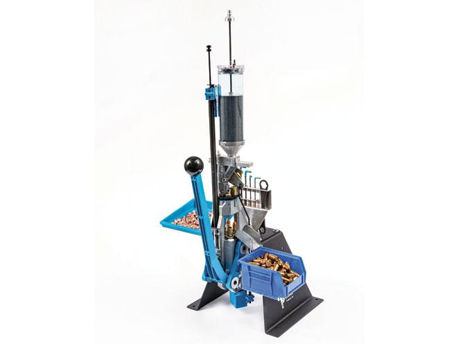 reloading press, reloading presses, progressive reloading press, progressive reloading presses, Dillon Precision Square Deal 'B'