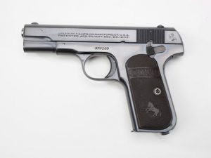 colt, colt pocket hammerless, pocket hammerless, pocket hammerless model 1903, pocket hammerless model 1908, pocket hammerless 1903, pocket hammerless 1908, colt general officer's pistol, colt general officer's pistols, colt douglas macarthur
