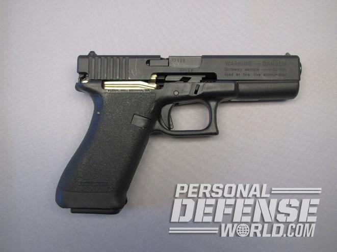 glock, glock pistol, glock pistols, glock handgun, glock handguns, glock 17 gen4, glock cut away