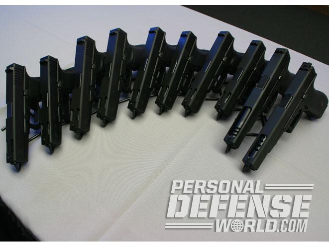 glock, glock pistol, glock pistols, glock handgun, glock handguns, glock 17 gen4, glock ported pistols