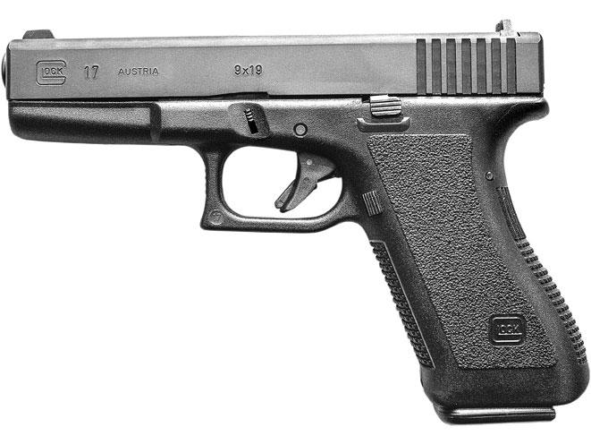 glock, glock pistol, glock pistols, glock handgun, glock handguns, glock 17 gen2