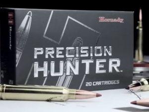 hornady, hornady ammo, hornady ammunition, hornady precision hunter