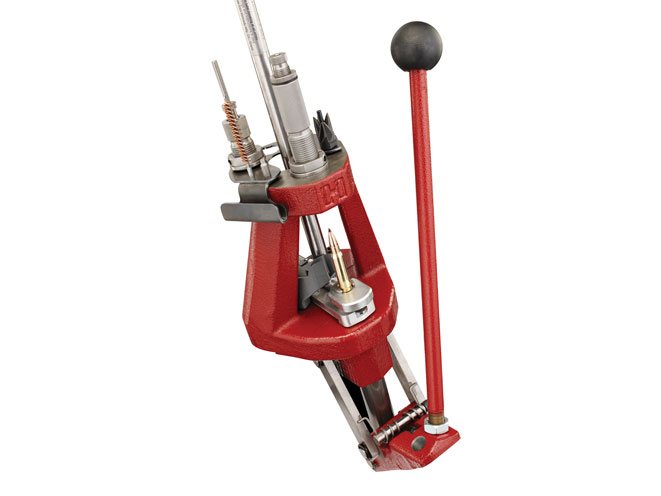 hornady, hornady Lock-N-Load Iron Press