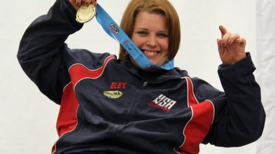 Jazmin Almlie-Ryan, IPC shooting world cup