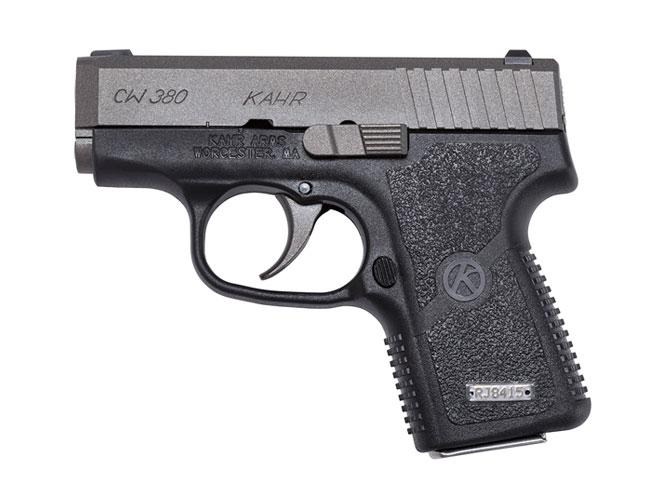 new pistol, pistol, new handgun, new handguns, handgun, handguns, pistol, pistols, concealed carry handgun, concealed carry handguns, concealed carry gun, Kahr CW380 Tungsten