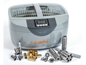 Lyman Turbo Sonic Ultrasonic Case Cleaner, LYMAN, LYMAN TURBO SONIC, LYMAN TURBO SONIC ULTRASONIC, TURBO SONIC ULTRASONIC