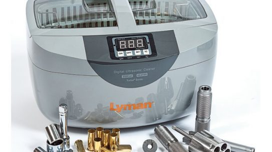 Lyman Turbo Sonic Ultrasonic Case Cleaner, LYMAN, LYMAN TURBO SONIC, LYMAN TURBO SONIC ULTRASONIC, TURBO SONIC ULTRASONIC