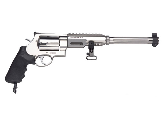smith & wesson, smith & wesson 460xvr, 460 xvr, s&w 460xvr, S&W 460XVR 12""