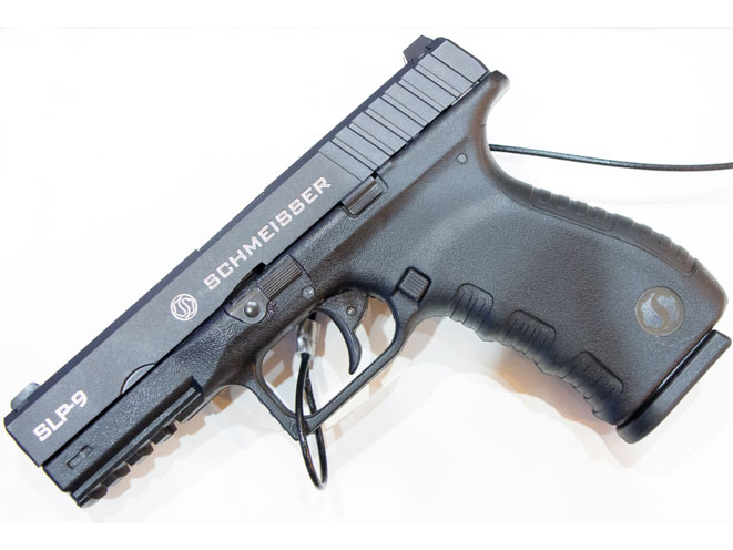 new pistol, pistol, new handgun, new handguns, handgun, handguns, pistol, pistols, concealed carry handgun, concealed carry handguns, concealed carry gun, Schmeisser SLP-9