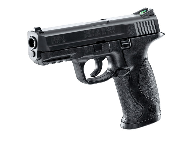airgun, airgun range, airguns, airgun training, Umarex Smith & Wesson M&P