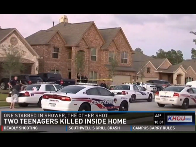 home invader, texas home invader, tyler wade, home invasion, tomball home invasion