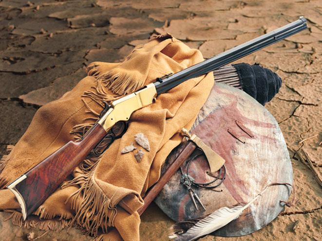Gun Review: Uberti 1860 Henry Replica