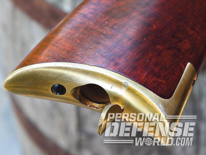 Uberti 1860 Henry, 1860 henry, uberti 1860, 1860 henry rifle, uberti henry replica, uberti 1860 henry buttplate