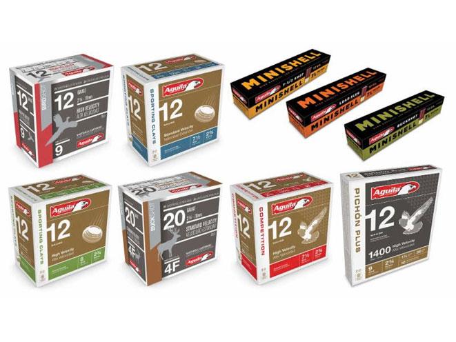 Aguila Ammunition, aguila, aguila shotshell, aguila ammunition shotshell