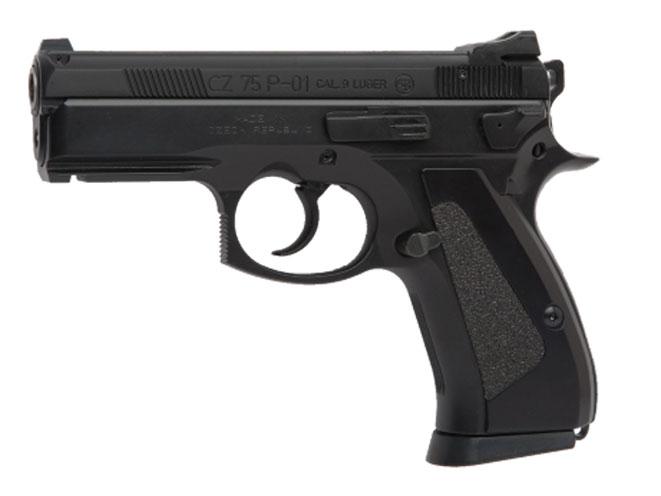 compact, compact carry, compact carry handgun, compact carry handguns, CZ 75 Compact SDP