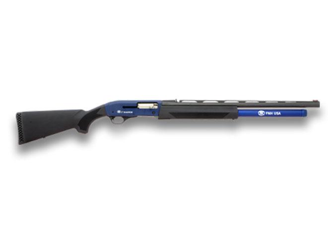 shotguns, shotgun, semi-auto, semi-auto shotgun, semi-auto shotguns, FN SLP Competition