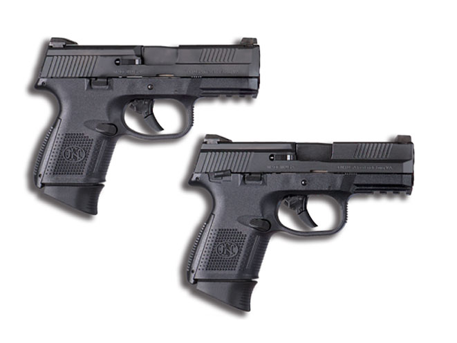 compact, compact carry, compact carry handgun, compact carry handguns, FN FNS-9 Compact