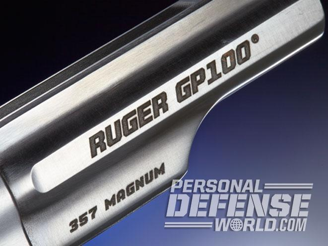Ruger GP100 Match Champion, ruger, GP100 Match Champion, GP100 Match, Ruger GP100, GP100 Match champion marking