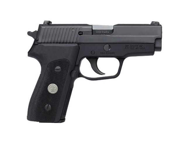 Sig Sauer P225-A1, sig sauer p225, sig p225 pistol
