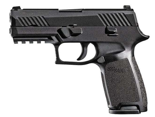 compact, compact carry, compact carry handgun, compact carry handguns, Sig Sauer P320 Carry
