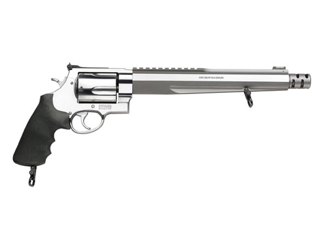 smith & wesson, smith & wesson 460xvr, 460 xvr, s&w 460xvr, S&W 460XVR 10.5""