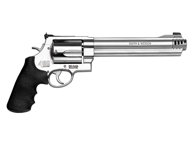 smith & wesson, smith & wesson 460xvr, 460 xvr, s&w 460xvr, S&W 460XVR 8.38""