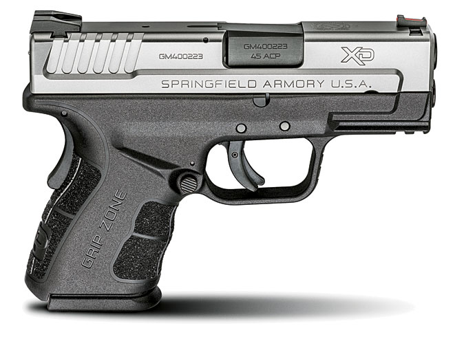 compact, compact carry, compact carry handgun, compact carry handguns, Springfield XD Mod.2