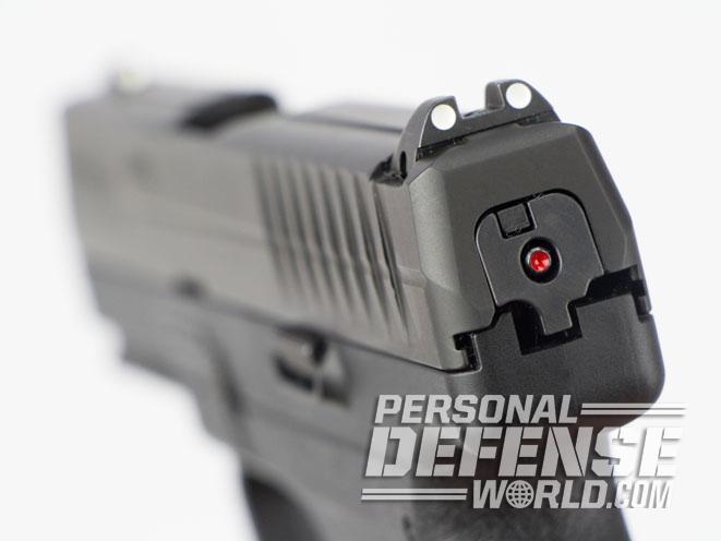 Walther PPS, walther, walther pps handgun, walther pps concealed carry, PPS, pps handgun, walther pps rear sight