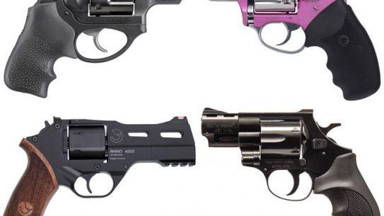revolver, revolvers