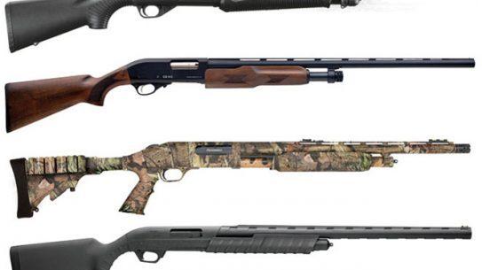 shotgun, shotguns, pump-action shotgun, pump-action shotguns