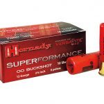 buckshot, buckshot loads, buckshot load, shotgun buckshot, Hornady Superformance