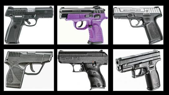 pistol, pistols, compact handgun, compact handguns