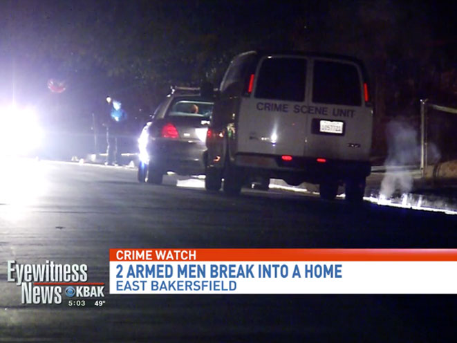 home invasion, bakersfield home invasion