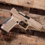 pistols, pistol, full-size pistol, full-size pistols, full-sized pistol, full-sized pistols, Canik TP9SA