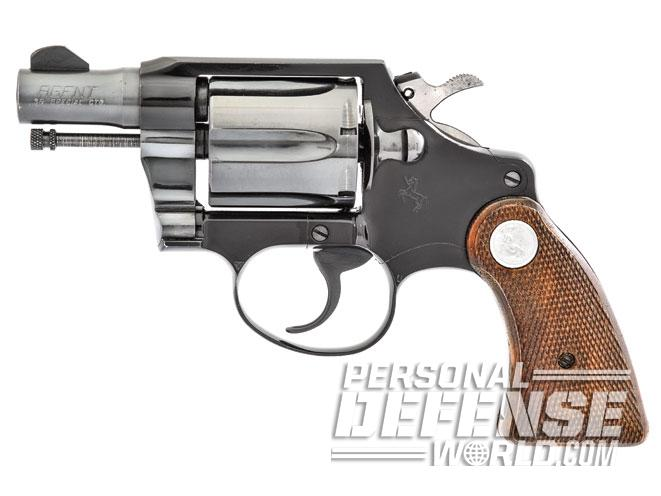 Colt Agent, colt agent revolver, colt revolver, colt agent gun, concealed carry
